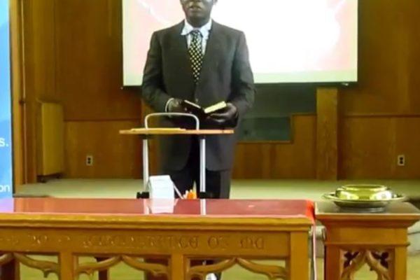 sermon john 1