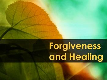 Healing & Forgiveness